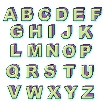 How to write bold letters in paper